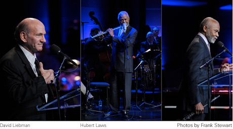Hubert Laws, David Liebman