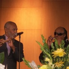 Hubert Laws, Stevie Wonder