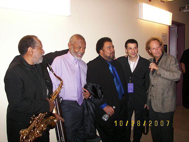 Benny Maupin, Hubert, George Duke, John Patatucci, Lee Retinour