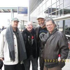 Airto, Eddie, Hubert Laws and Chick