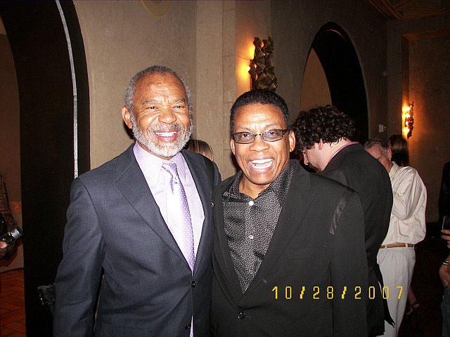 Hubert Laws, Herbie Hancock
