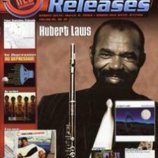 Hubert Laws - New Audio Releases - 01/2004