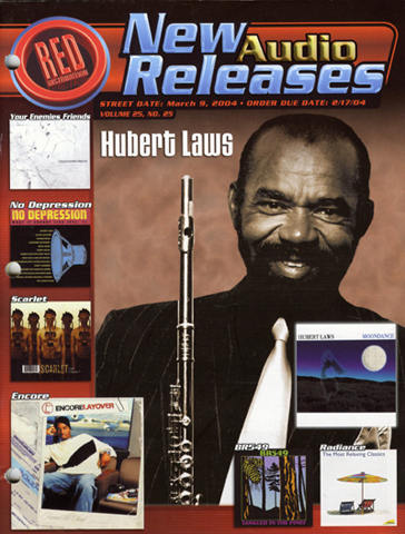 Hubert Laws - New Audio Releases - 01/2004