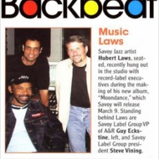 Hubert Laws - Billboard - 01/24/04