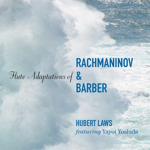 CD: Flute Adaptations of Rachmaninov & Barber