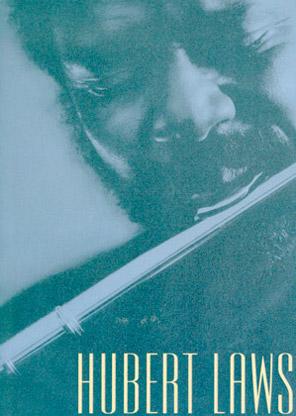 Hubert Laws flyer